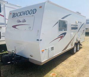 2008 Rockwood ultralight travel trailer for Sale in Waddell, AZ