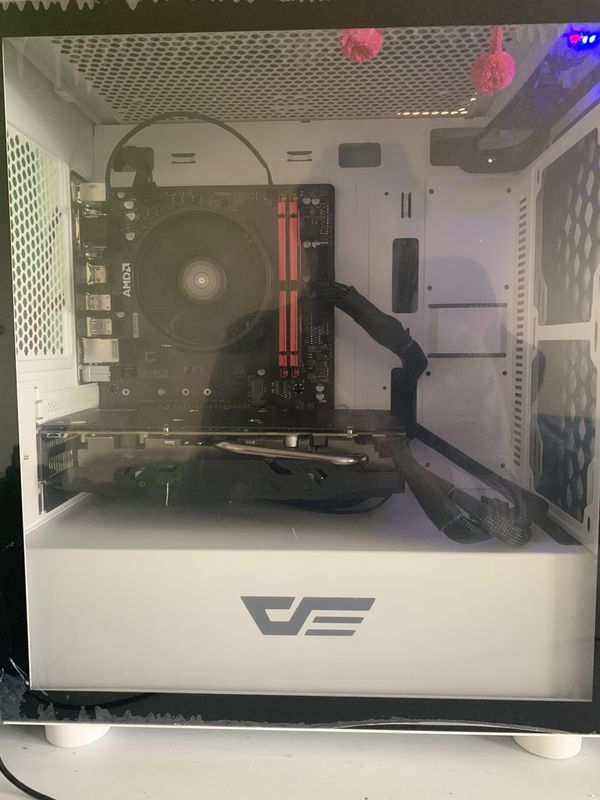 Gaming PC (Fortnite Ready) AMD Ryzen 1600 | RX580 8GB