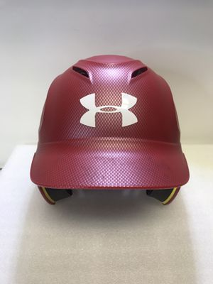 Under Armour Red Youth Baseball Helmet for Sale in Hazelwood, MO