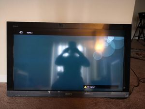 Sony bravia LCD digital color tv 46-inch (No stand) for Sale in Frederick, MD