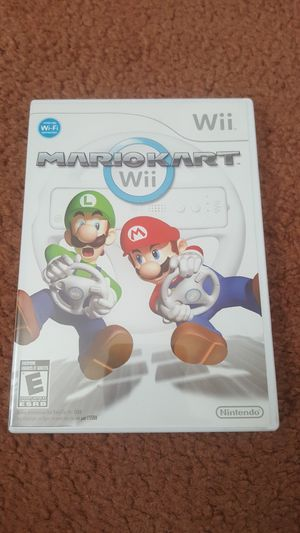 Mario kart Nintendo Wii, cheap for Sale in Fairfield, CA