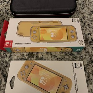 Nintendo Switch Cover, Flex Protector And Screen Protector for Sale in Kissimmee, FL