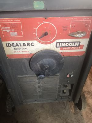 Lincoln 3 phase welder for Sale in Del Valle, TX