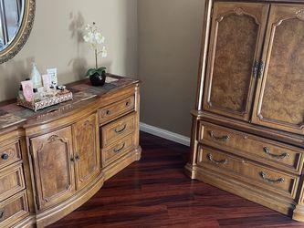 Wardrobe And Dresser Set for Sale in Newport Coast,  CA