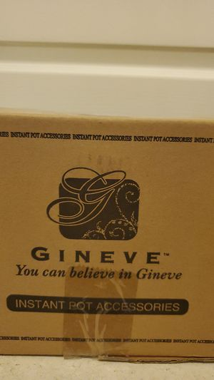 Gineve instant pot accessories for Sale in Bakersfield, CA