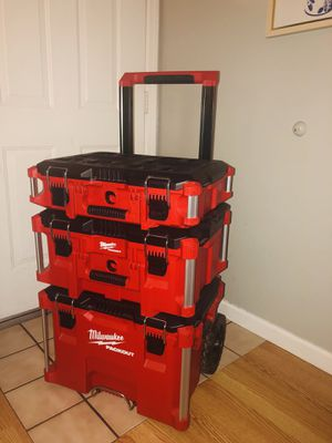 Milwaukee 3 boxes set for Sale in Vallejo, CA