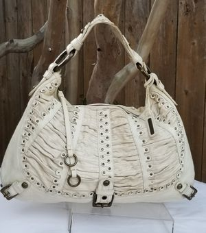 Isabella Fiore leather hobo handbag for Sale in Arlington, TX