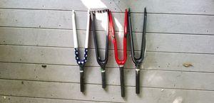 4 Specialized Bike Forks. for Sale in Belleville, IL