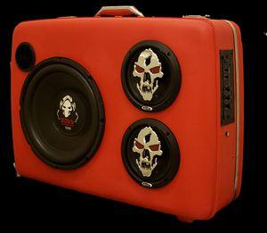 Hifi Vintage Suitcase Speaker System for Sale in Dulles, VA