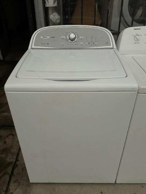 WHIRLPOOL CABRIO WASHER SUPER CAPACITY **DELIVERY AVAILABLE TODAY** for Sale in Maryland Heights, MO