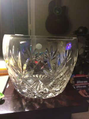 Lenox crystal bowl for Sale in Durham, NC