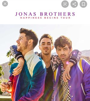 Jonas Brothers at Honda Center Oct 6 for Sale in Alhambra, CA