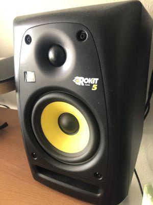 Studio Monitors. ROKIT 5. (PAIR) for Sale in Seattle, WA