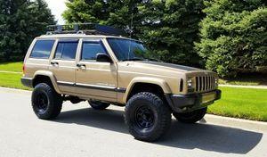 2000 Jeep Cherokee AWDWheels for Sale in Atlanta, GA