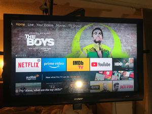 Sharp Aquos 40 inch tv for Sale in Costa Mesa, CA
