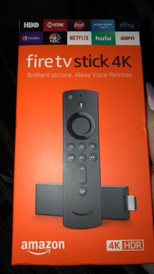 Fire tv stick 4K for Sale in Vancouver, WA