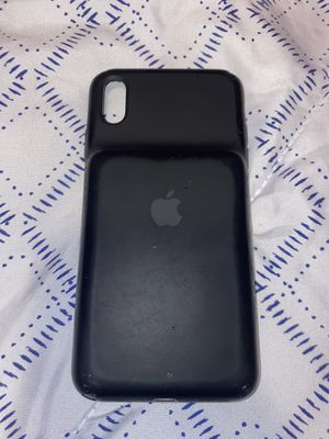 iPhone X max Apple charger case for Sale in Redlands, CA