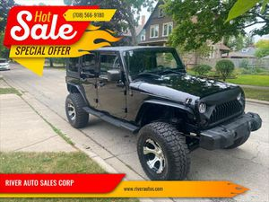 2008 Jeep Wrangler Unlimited for Sale in Maywood, IL