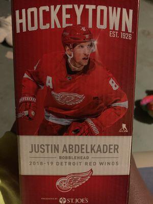 Justin Abdelkader BobbleHead for Sale in Detroit, MI
