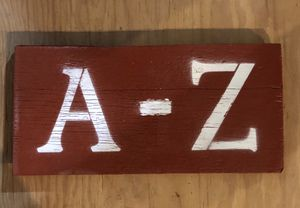 Barn wood sign for Sale in Marengo, OH