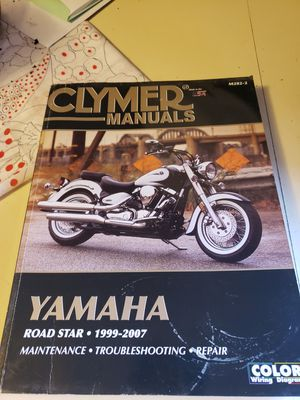 Clymer Manuals Yamaha 1999 to 2007 for Sale in Lemont, IL