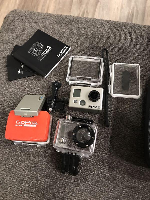 HD HERO2 GoPro with WiFi bacpac