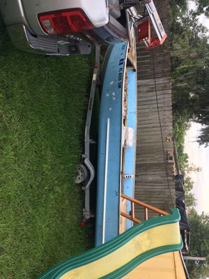 Boat and trailer coolers Honda gas tank no motor for Sale in Orlando, FL