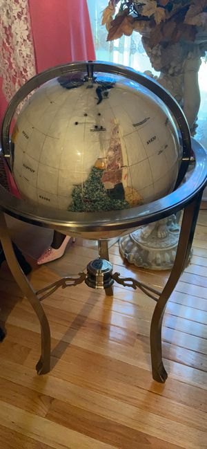 "Beautiful 36"" Gemstone Globe for Sale in Hannibal, MO"