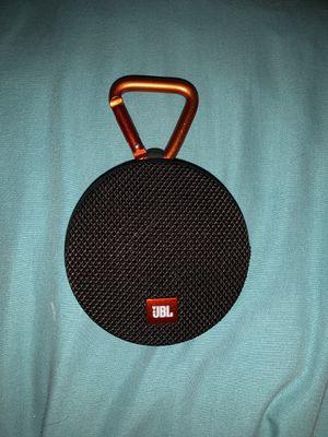 JBL Clip 2 (Wireless Bluetooth Speaker + Auxiliary Cord for Sale in Spanaway, WA