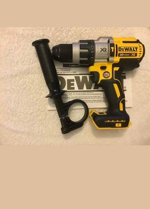 Dewalt hammer dril xr 3speed 20v for Sale in Manassas, VA