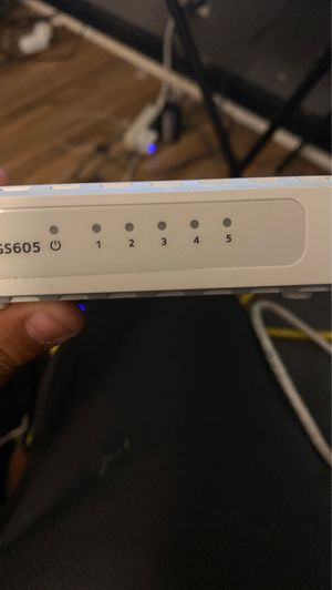 Net gear Ethernet for Sale in White City, OR