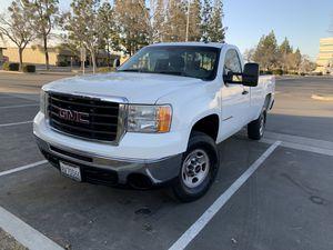 2009 GMC Sierra v8 HD Gas Engine 6.0 or TRADE for Sale in Hazard, CA