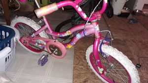 Girls barbie bicycle for Sale in Groves, TX