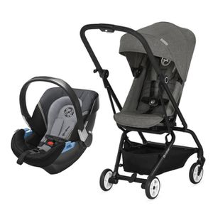 Cybex stroller, car seat, and base for Sale in Cameron, NC