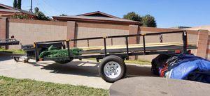 Flat bed trailer!! for Sale in Brea, CA