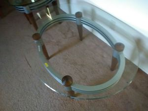 Stylish Modern Glass Coffee Table for Sale in San Diego, CA
