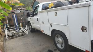 2006 ford f350 xl for Sale in Vista, CA