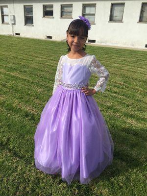Flower girl dress for Sale in Montebello, CA