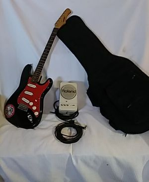 GUITAR AND AMPLIFIER FOR SALE for Sale in St. Louis, MO