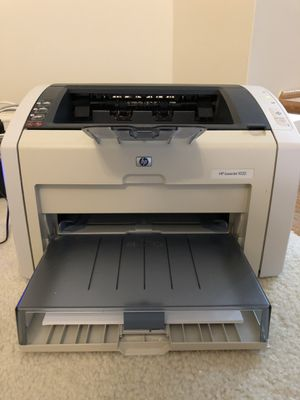 HP Laserjet 1022 Printer for Sale in Brookline, MA