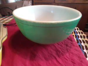Green Pyrex Bowl nesting for Sale in La Habra, CA
