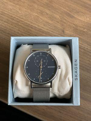 Skagen Milanese Blue/Silver Watch for Sale in Salt Lake City, UT