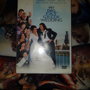 My Big Fat Greek wedding Dvd for Sale in Chicago, IL