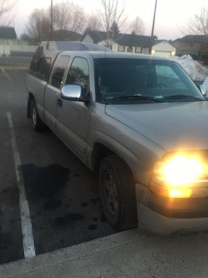 2001 Chevy Silverado 1500 for Sale in Prineville, OR