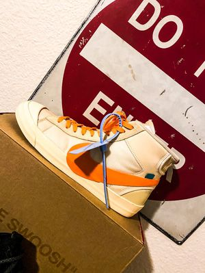 Offwhite x Nike All Hallows eve 100% Authentic for Sale in Cibolo, TX