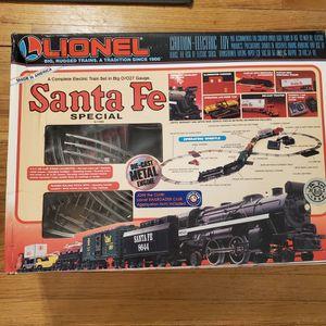 Lionel Santa Fe Special 6-11900 Train Set for Sale in Toms River, NJ