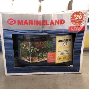 Marineland Bio Wheel Aquarium Kit (28 Gallon) for Sale in Cranbury Township, NJ