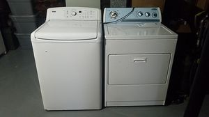 Washer (whirlpool) dryer (oasis). Dryer has a bad timer for Sale in Burke, VA