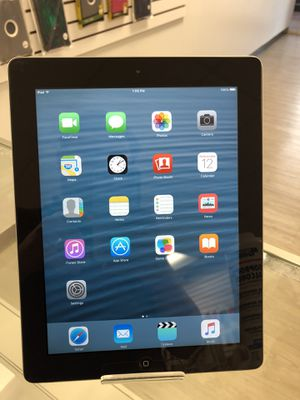 iPad 2 black WiFi unlocked 16GB for Sale in Houston, TX