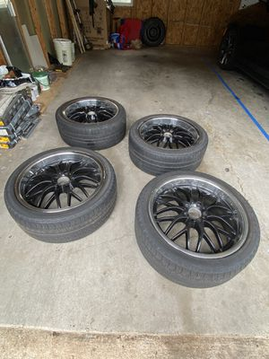 Wheels and tires for Sale in Herndon, VA